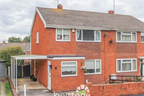 3 bedroom semi-detached house for sale - Hafod Close, Connah's Quay, Deeside. CH5 4BU