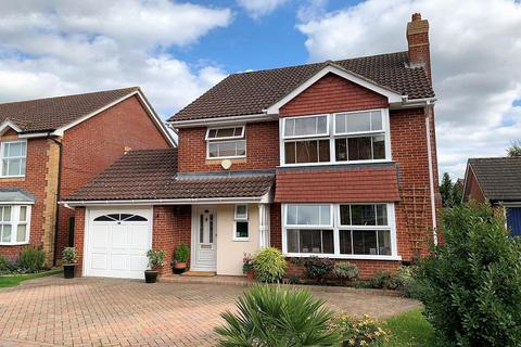 4 bedroom detached house for sale - Thomas Drive, Warfield, Berkshire, RG42