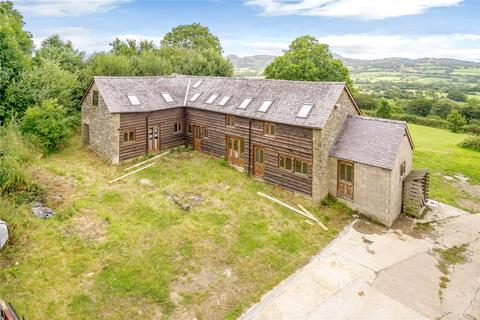 Barn conversion for sale - Montgomery, Powys