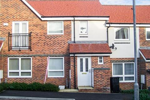2 bedroom terraced house to rent - Patterson Way, Ashington, Northumberland, NE63 9FH