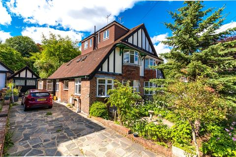 4 bedroom semi-detached house for sale - Valley Close, Brighton, East Sussex, BN1