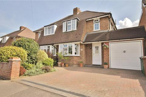 3 bedroom semi-detached house for sale - Hurstdene Avenue, Staines-upon-Thames, Surrey, TW18