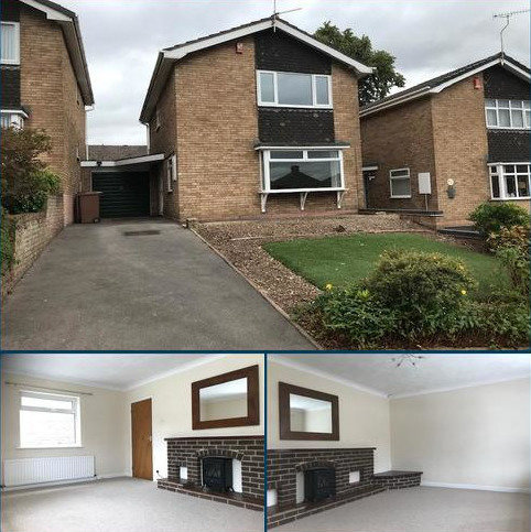 3 bedroom detached house to rent - Yarnfield Close, Meir, 92, Stoke-on-Trent ST3