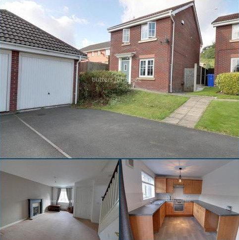 3 bedroom semi-detached house to rent - Baddeley Green ST6