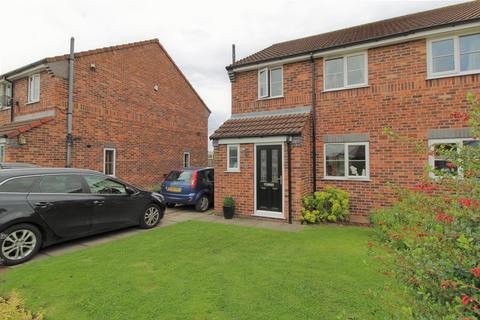 3 bedroom semi-detached house for sale - Carlton Way, Carlton Miniott, Thirsk, YO7 4NT