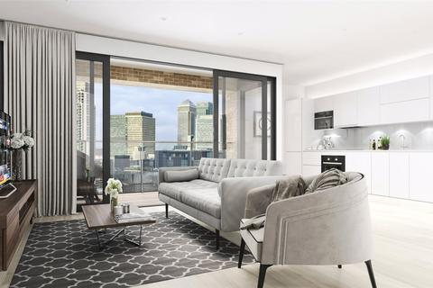 1 bedroom flat for sale - Liberty Building, Isle Of Dogs, London, E14