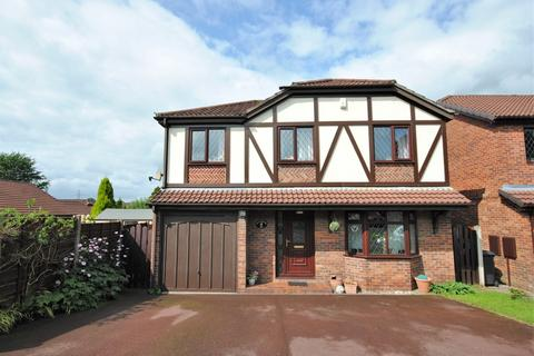 4 bedroom detached house for sale - Barnside Way, Tytherington, Macclesfield