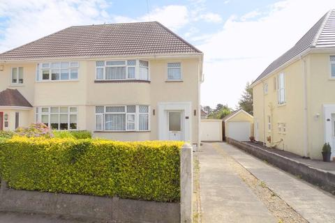 3 bedroom semi-detached house for sale - Wimmerfield Avenue, Killay, Swansea, City And County of Swansea. SA2 7BT
