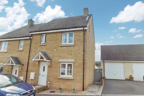 3 bedroom semi-detached house for sale - Ffordd Y Grug , Coity, Bridgend. CF35 6BQ