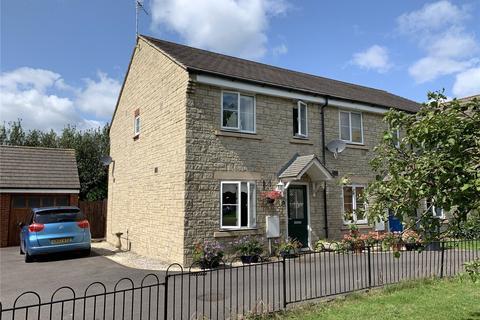 3 bedroom end of terrace house for sale - Meadowsweet Walk, Tuffley, Gloucester, GL4