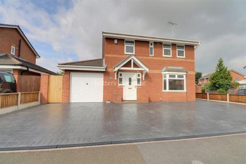 4 bedroom detached house for sale - Mills Way, Crewe