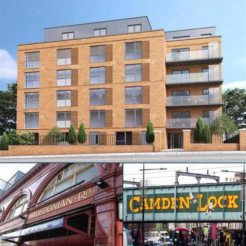 2 bedroom flat for sale - ICON7, 1A Dalmeny Avenue, Holloway, London, N7
