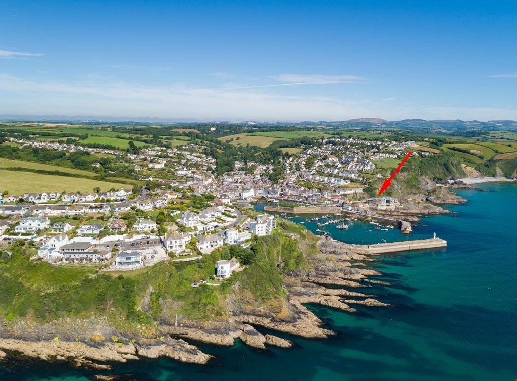 mevagissey, cornwall 3 bed house for sale - 475,000