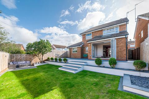 4 bedroom detached house for sale - Sycamore Close, Buckingham