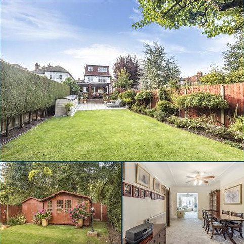 4 bedroom detached house for sale - Alexandra Drive, Surbiton