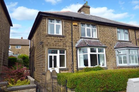3 bedroom semi-detached house for sale - Longlands Road, Slaithwaite, Huddersfield, West Yorkshire, HD7