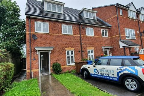 3 bedroom end of terrace house for sale - Abbeyfield Close, Cale Green, Stockport, Cheshire