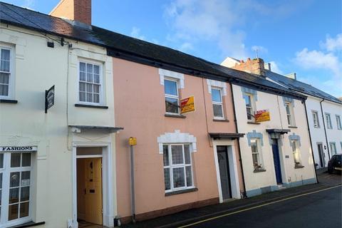 2 bedroom terraced house for sale - William Street, Cardigan, Ceredigion