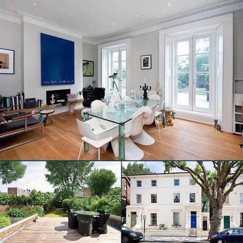 4 bedroom flat to rent - Randolph Avenue, Maida Vale, London