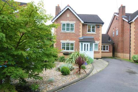 4 bedroom detached house for sale - Degas Close, Salford