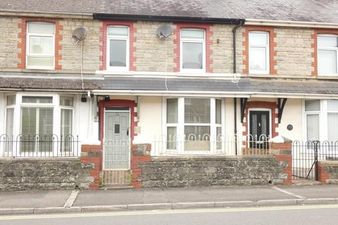 2 bedroom terraced house to rent - Sunnyside Road, Bridgend
