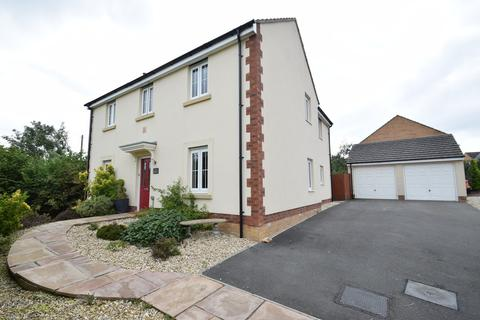 4 bedroom detached house for sale - 1 Maes Y Piod, Broadlands, Bridgend, Bridgend County Borough, CF31 5EJ