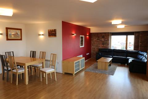 2 bedroom penthouse to rent - Boiler House