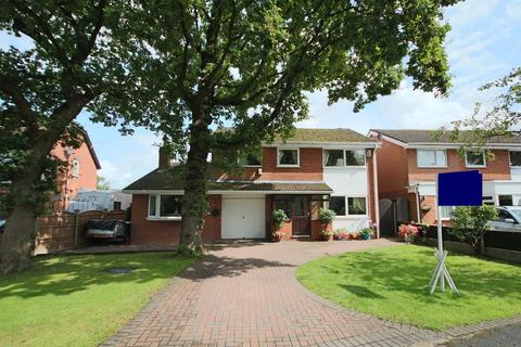 4 bedroom detached house for sale - Central Drive, Penwortham
