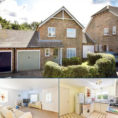 3 bedroom link detached house for sale - Glenbervie Drive, Herne Bay
