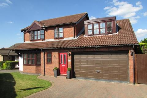 4 bedroom detached house for sale - PRIORS PATH, FERRYHILL, SPENNYMOOR DISTRICT