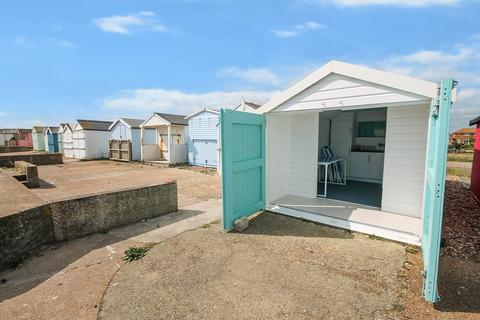 Detached house for sale - Beach Hut, Widewater, Lancing BN15 8LJ