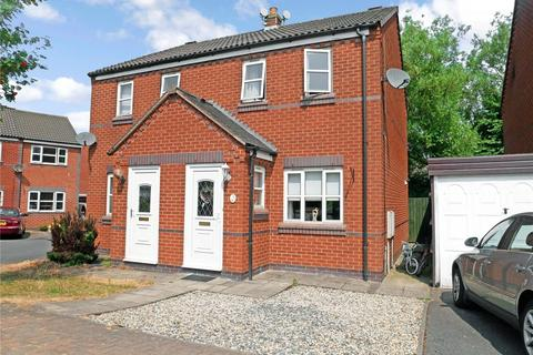 2 bedroom semi-detached house to rent - Bryony Road, Hamilton, Leicester, LE5