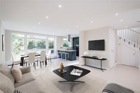 4 bedroom semi-detached house to rent - York Terrace West, London, NW1
