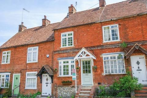 3 bedroom terraced house for sale - Lane End - charming refurbished three bedroom brick and flint cottage. No onward chain.