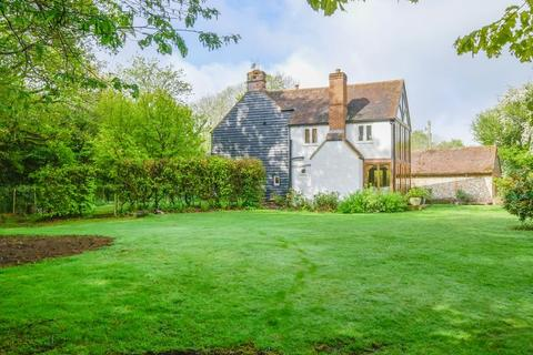 3 bedroom detached house for sale - CADMORE END - a charming Victorian extended cottage set in an isolated position on Cadmore End Common.