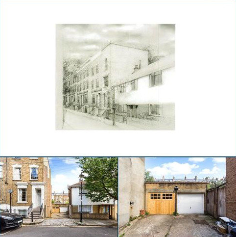 4 bedroom property with land for sale - Dagmar Terrace, London, N1
