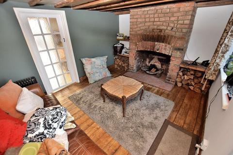 1 bedroom terraced house for sale - UNIQUE COTTAGE! Period property with an added conservatory!