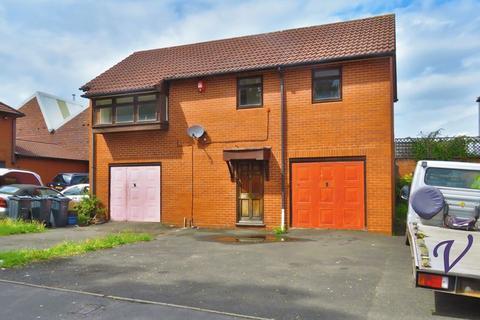 2 bedroom coach house for sale - Bertha Road, Tyseley, Birmingham B11 2NN