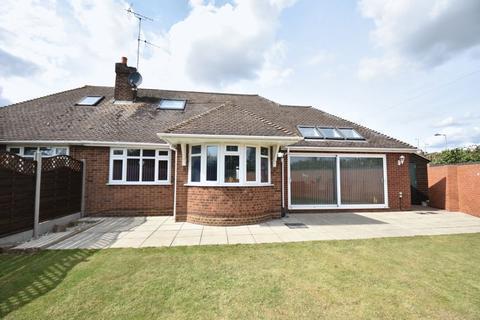 3 bedroom semi-detached bungalow for sale - Poplar Avenue, Luton