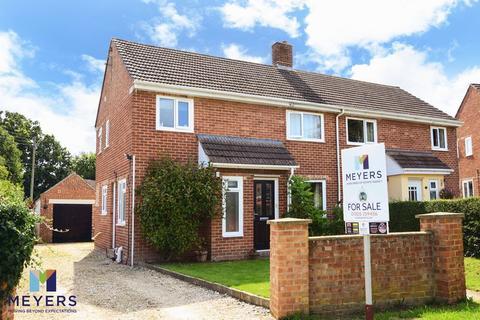 3 bedroom semi-detached house for sale - Chalky Road, Broadmayne, DT2