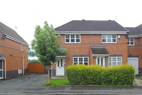 3 bedroom semi-detached house to rent - Langland Drive, Eccles, Manchester, M30
