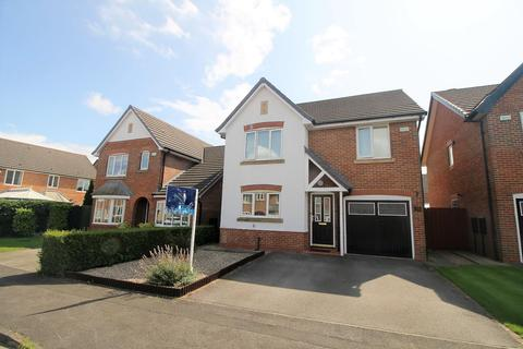 4 bedroom detached house for sale - Poppy Lane, Stockton-On-Tees