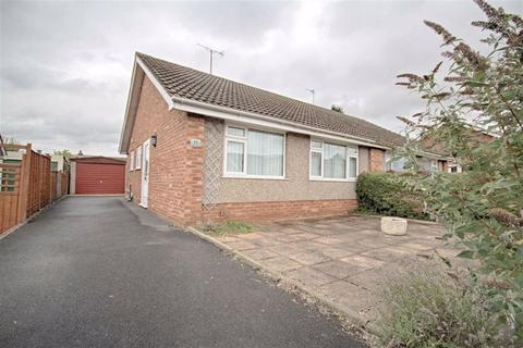 2 bedroom semi-detached bungalow for sale - Selborne Road, Bishops Cleeve, Cheltenham, GL52