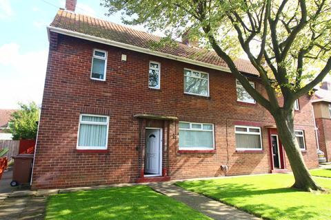 3 bedroom semi-detached house for sale - Cherrytree Gardens, Whitley Bay