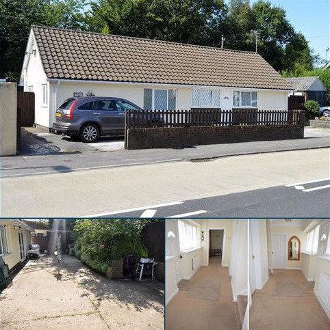 3 bedroom detached bungalow for sale - Gorwydd Road, Gowerton, Swansea
