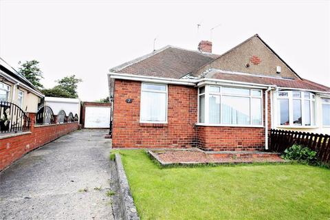 2 bedroom semi-detached bungalow for sale - Irene Avenue, Grangetown, Sunderland, SR2