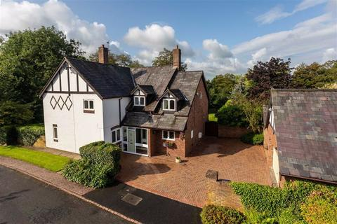 5 bedroom detached house for sale - Sandlebridge Rise, Alderley Edge