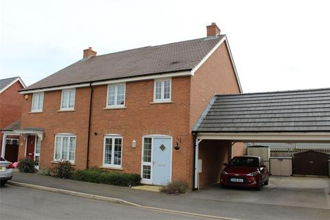 3 bedroom semi-detached house to rent - Cayman Walk, Bletchley, Milton Keynes, MK3