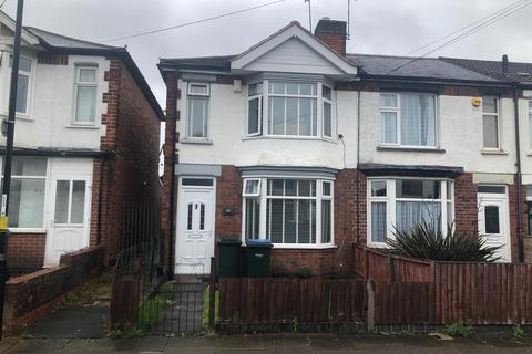 2 bedroom end of terrace house to rent - Middlecotes, Coventry