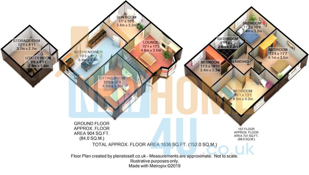 Floorplan 2 of 2: Bryn Hyfryd FP 1.jpg